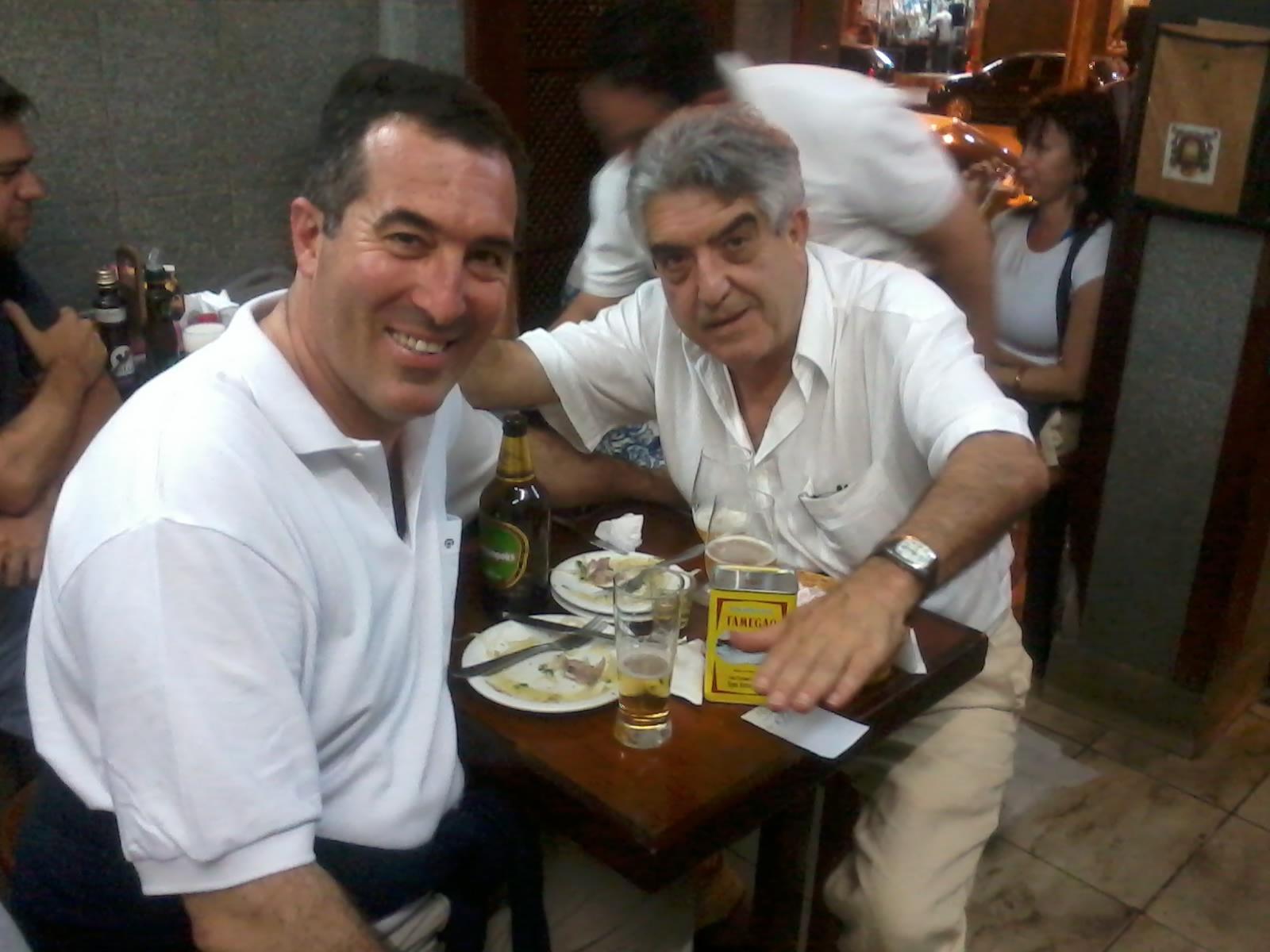 Gilberto Vasconcelos y Marcelo Gullo 2014-10-25 19.32.17